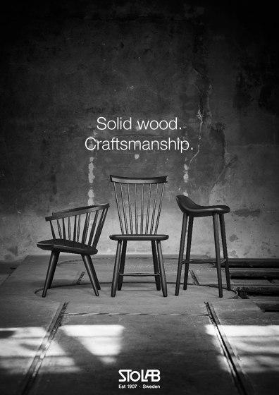 Solid Wood Craftsmanship