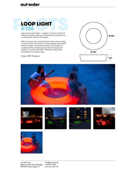 Loop Light #136