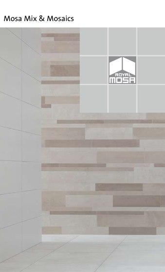 Mosa Mix & Mosaics