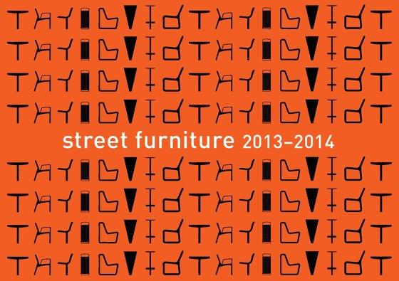 street furniture 2013 - 2014 (SK)