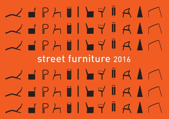 Street Furniture 2016
