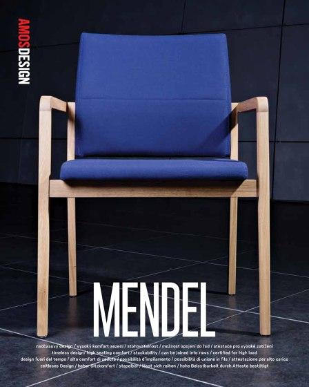 A.M.O.S. Mendel Chair