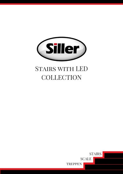 Stairs with LED Collection