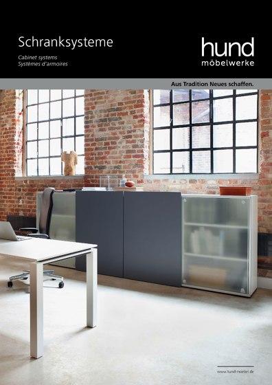 Schranksysteme | Cabinet systems | Systèmes d'amoires