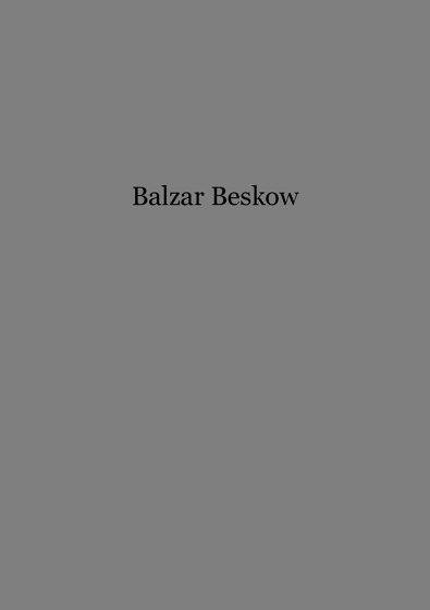 Balzar Beskow Auditorium Seating