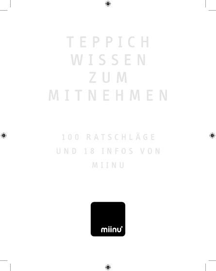 Miinu Catalog