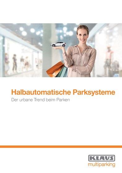 Halbautomatische Parksysteme