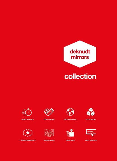Deknudt Mirrors Collection