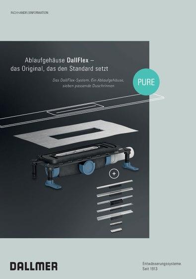 DallFlex Entwässerungssysteme