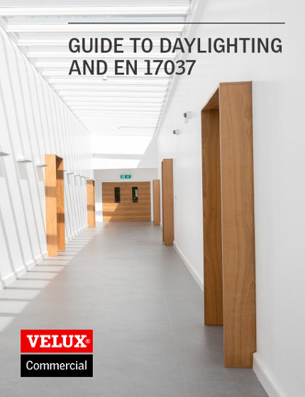 GUIDE DAYLIGHTING AND EN 17037