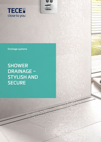 Drainage Systems | Shower Drainage – stylish and secure