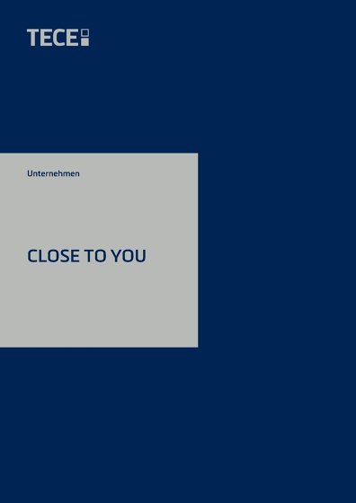 Unternehmen | Close to You