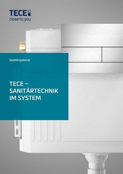 SanitäRsysteme | Tece – Sanitärtechnik im System