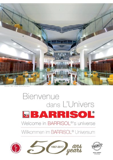 WELCOME IN BARRISOL