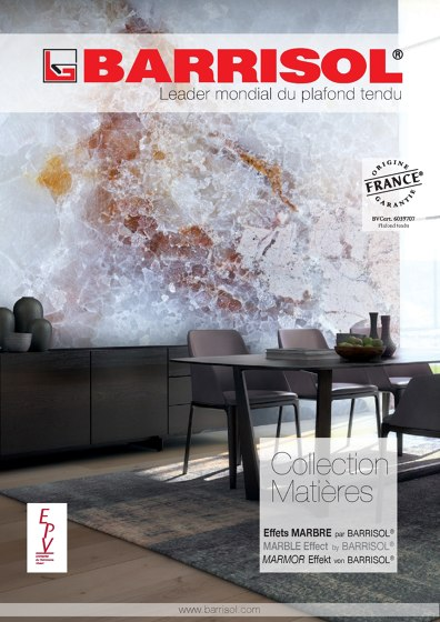 COLLECTION MATERIALS | MARBLE EFFECT