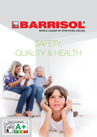 SAFETY, QUALITY & HEALTH