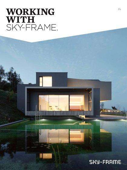working with sky-frame en