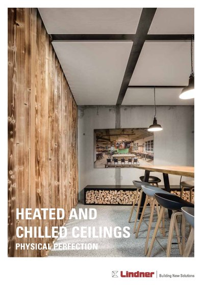 Heated and Chilled Ceilings