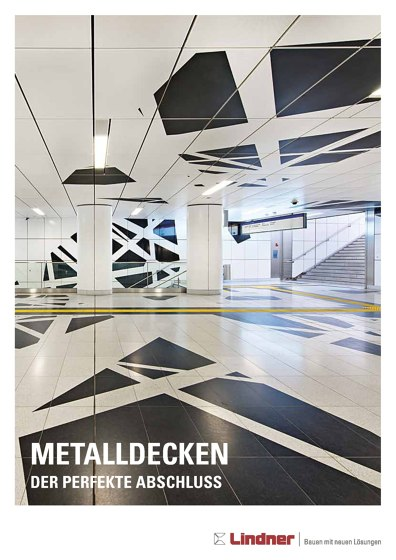 Metalldecken