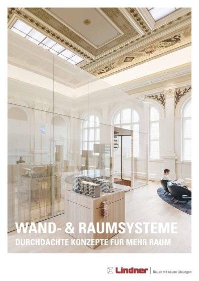 Wand- & Raumsysteme
