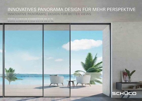 Innovatives Panorama Design für mehr Perspektive