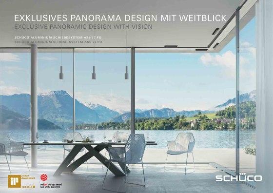 Exklusives Panorama Design mit Weitblick