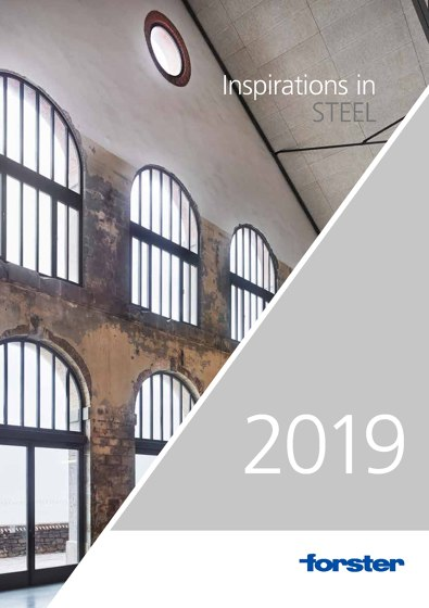 Inspirations in Steel 2019