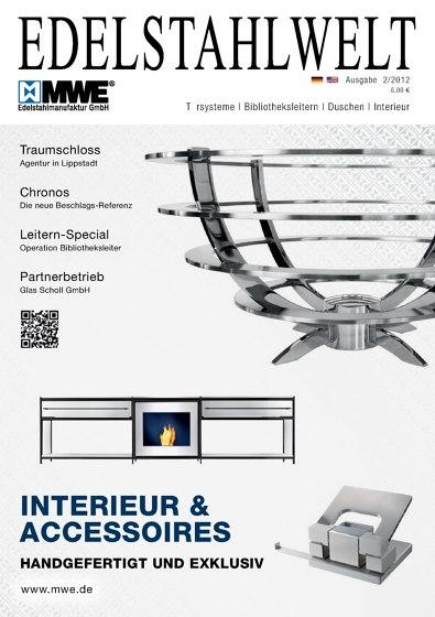MWE Catalog Edelstahlwelt 2/2012