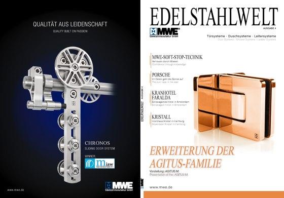 MWE Catalog Edelstahlwelt 2015