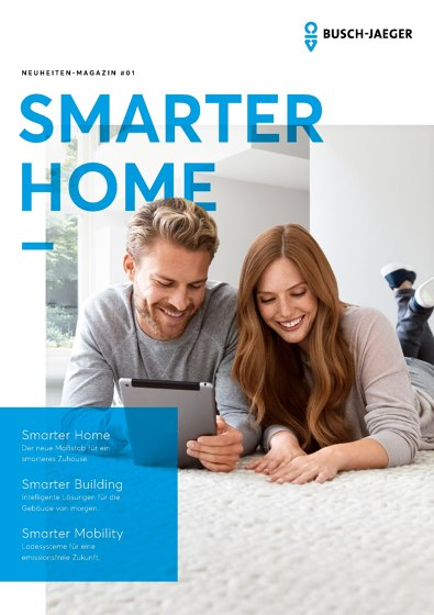 Smarter Home Magazin 01