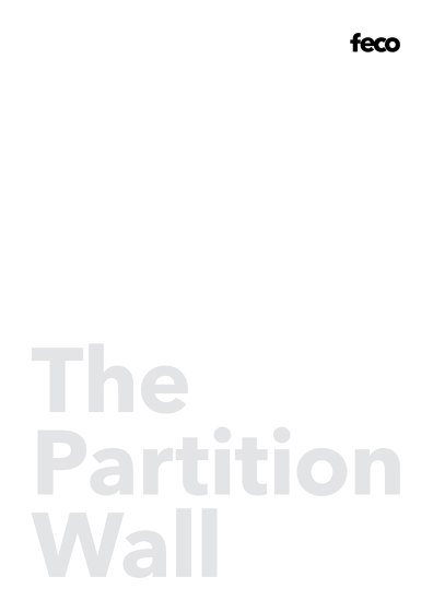 The Partition Wall
