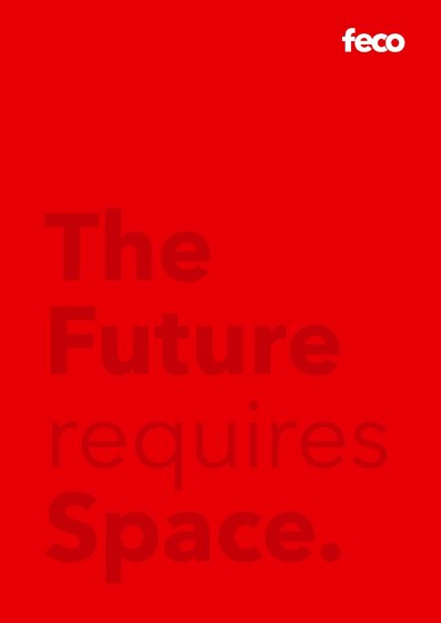 The Future requires Space.