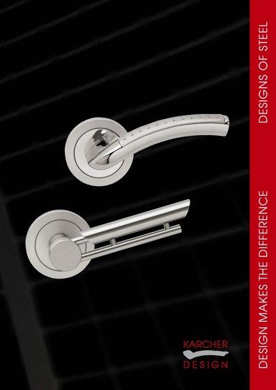 Karcher Design Edition   Design of Steel   USA
