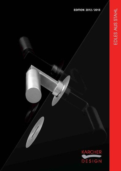 Karcher Design Edition | Katalog 2012/2013