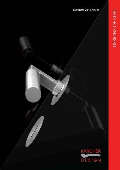 Karcher Design Edition   Catalogue 2012/2013