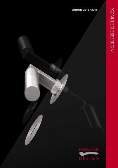 Karcher Design Edition | Catalogue 2012/2013