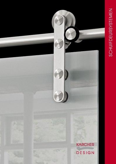 Karcher Design Edition | Schuifdeursystemen