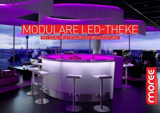 MODULARE LED-THEKE