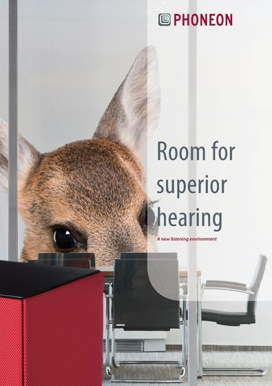 Phoneon - Room for superior hearing
