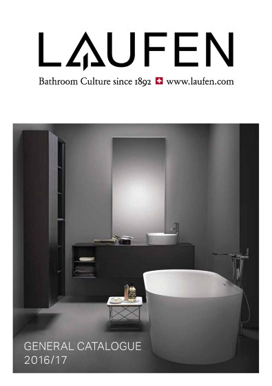 Laufen – General Catalogue en 2017