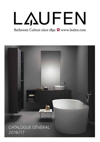 Laufen – General Catalog fr 2017