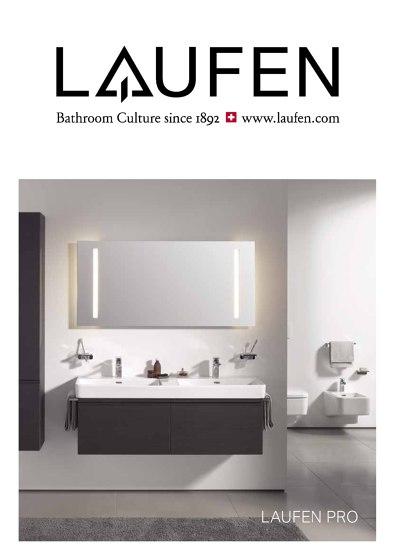 Laufen – Pro Brochure 2016