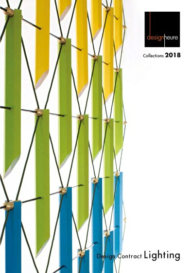Collections 2018 – Design Contract Lighting