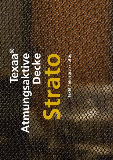 Atmungsaktive Decke Strato