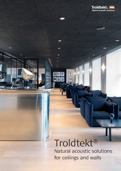 Troldtekt Products Collections And More Architonic