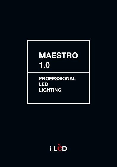 MAESTRO Professional Lighting 2016