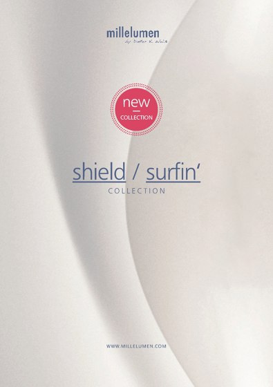 millelumen shield / surfin collection