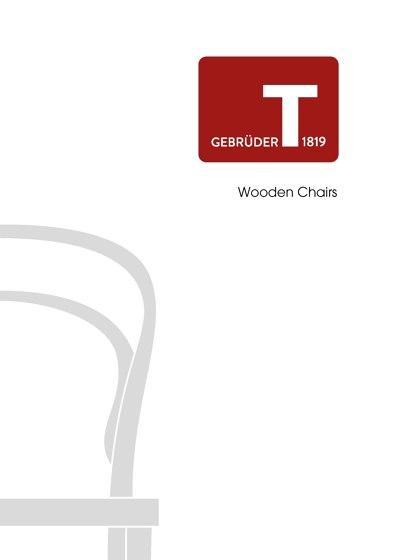 Gebrüder T Wooden Chairs