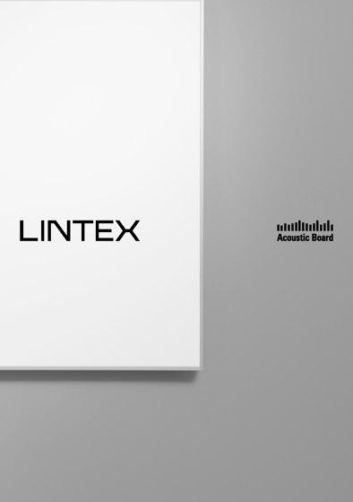 Lintex Acoustic Board