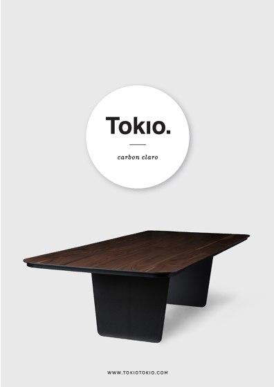 Carbon Claro Table